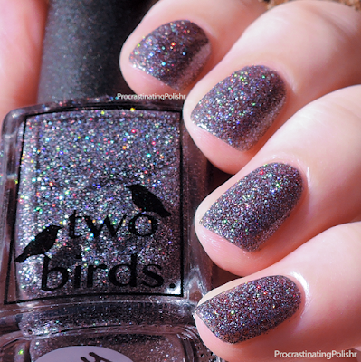 Two Birds Lacquer - Rainy Days