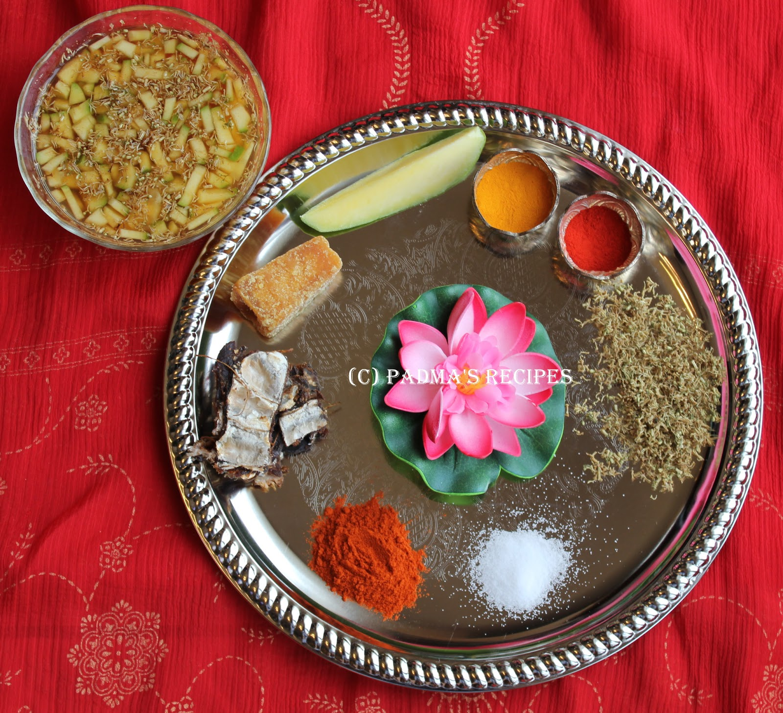 Padmas recipes ugadi pachadi and ugadi recipes ugadi is derived from the sanskrit work yuga age and aadibeginning the beginning of a new age each year it falls on a different date in the month of forumfinder Choice Image