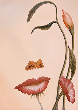 Artist using Gestalt/Closure, Figure/Ground, Continuation