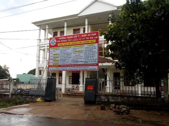 Gia Lai: Trường rút chạy, 130 học viên khốn đốn