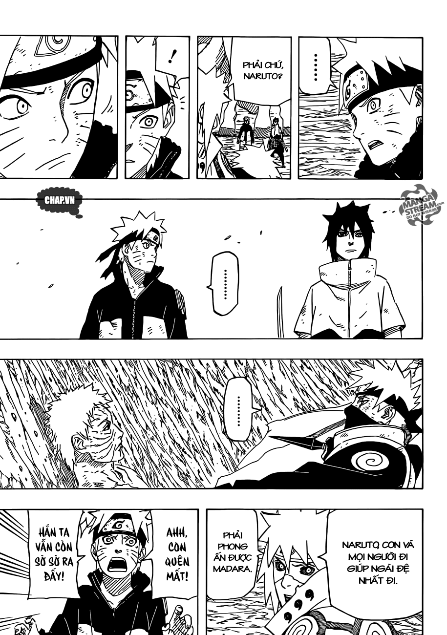 Naruto chap 655 Trang 7