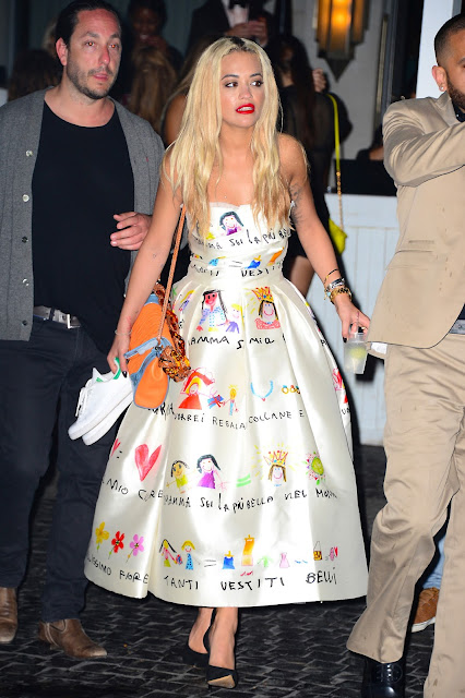 Actress, Singer, @ Rita Ora at Twist Nightclub in Miami Beach