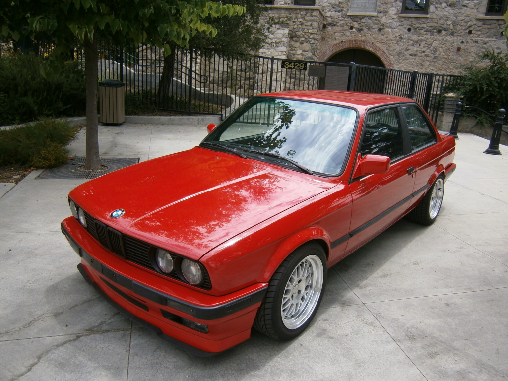 Bmw 325i 1990 4 Door Pimped
