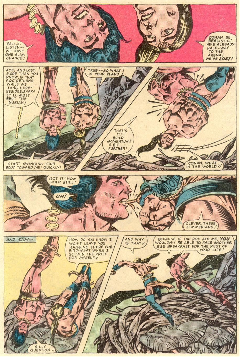 Conan the Barbarian (1970) Issue #132 #144 - English 19
