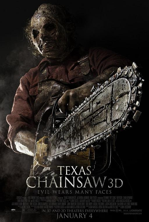 Texas Chainsaw 3D (2013) Movie Wallpaper and Trailer