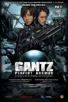 Ver Gantz: Perfect Answer (Gantz: Part 2) (2011) Online