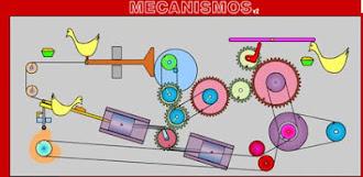 Más ejercicios de Mecanismos.