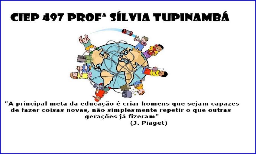 CIEP 497 - municipalizado profª Sílvia Tupinambá