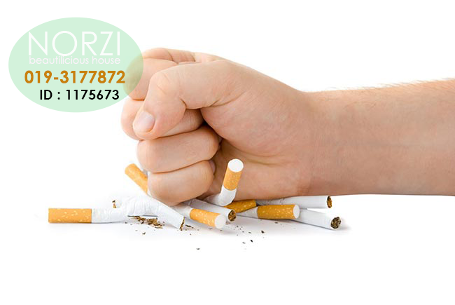 macamana cara nak berhenti merokok