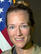 Jill Metzger, Air Force Major and marathon runner