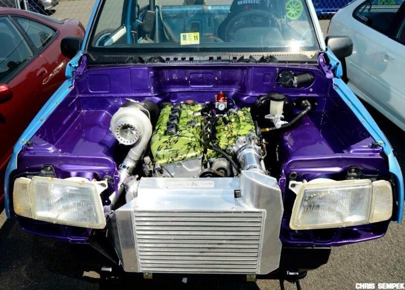 2000 Suzuki Sidekick - K Sidekick To The Face Geo Tracker W Hp Turbo S Engine - 2000 Suzuki Sidekick