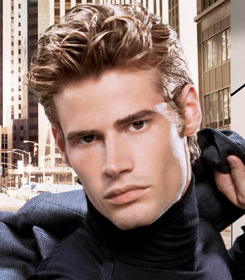 Lindos cortes de cabelo para homens