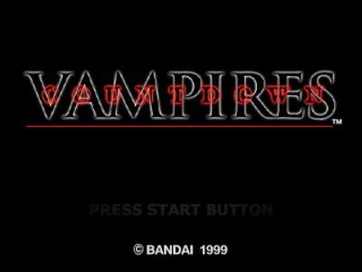 Countdown Vampires PS1 ISO