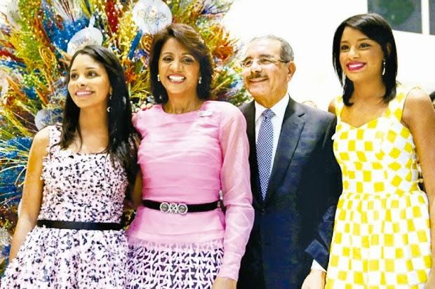 El presidente Danilo Medina envió un mensaje de Año Nuevo al pueblo dominicano