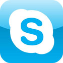 Skype App iTunes App Icon Logo By Skype Communications S.a.r.l - FreeApps.ws