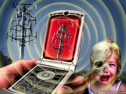 Americans' Brains Being Fried By Cell Towers: New Scientific Evidence Reveals