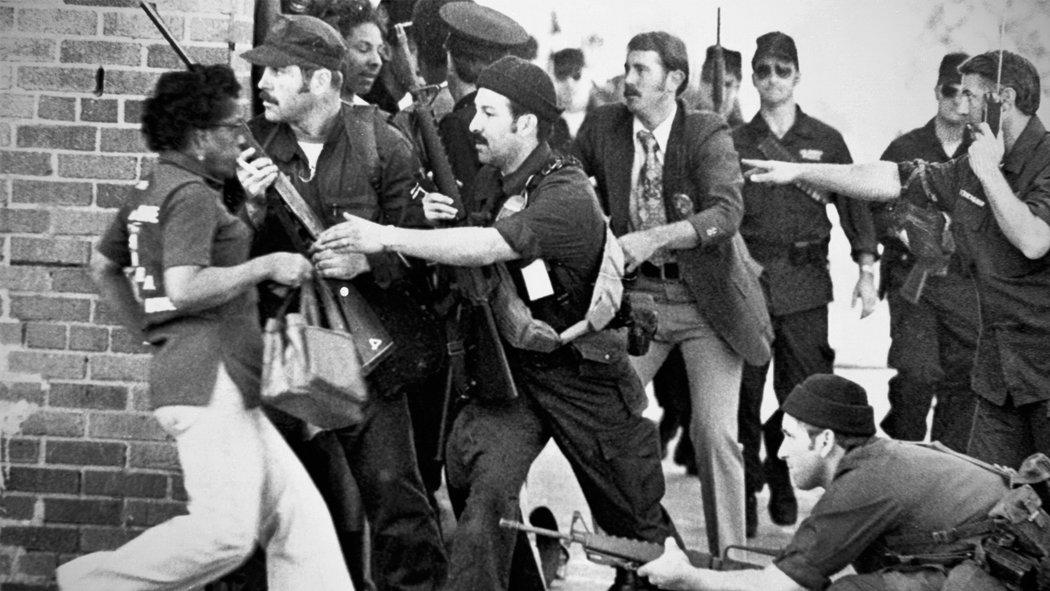 Histoire de la création des unités anti terroriste et d'intervention