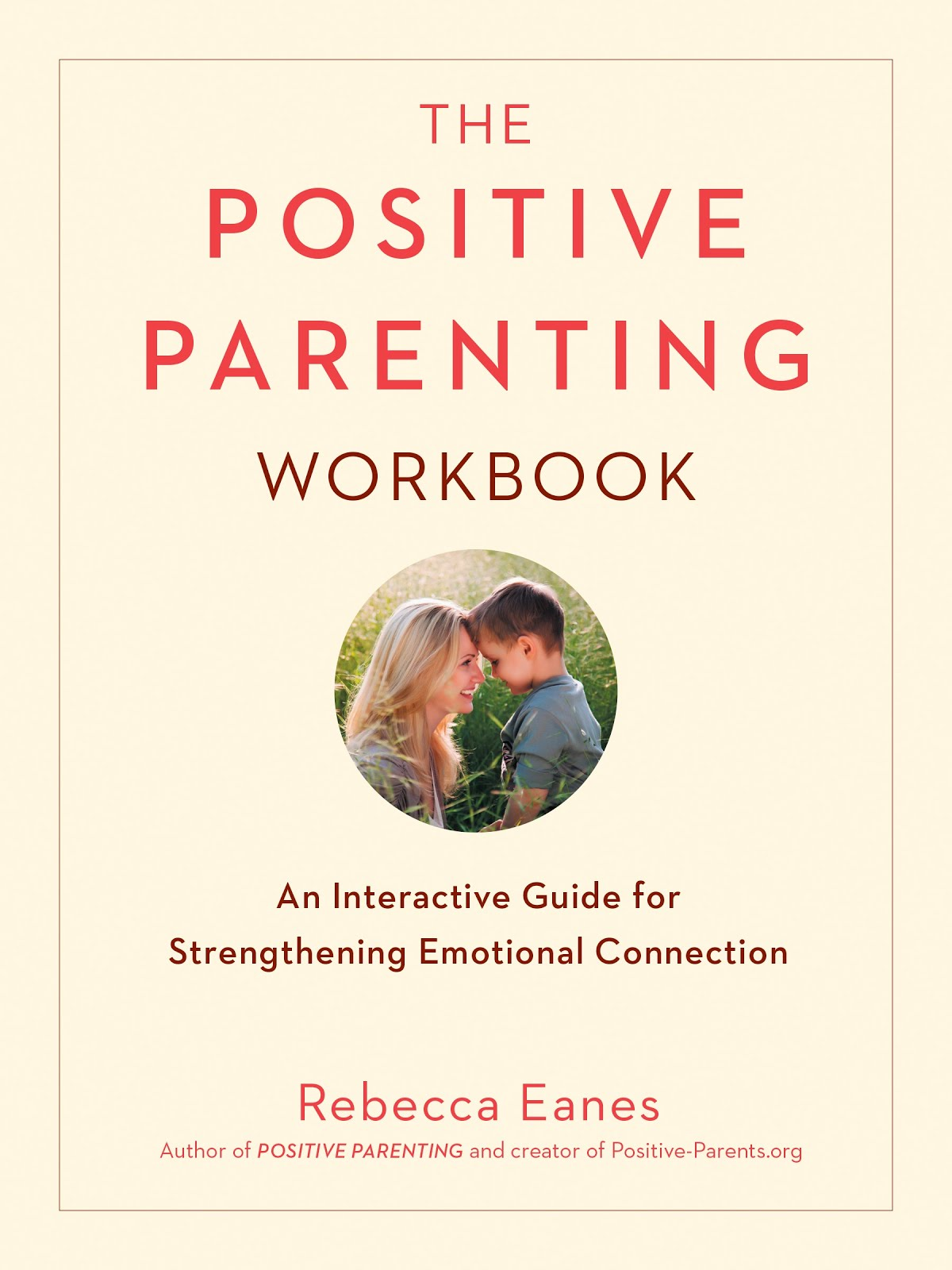 Preorder the Positive Parenting Workbook