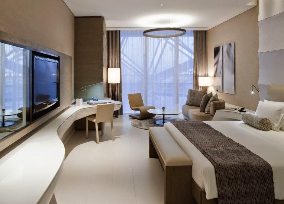 Desain rumah tebaru 10 desain kamar tidur ala hotel for Design hotel bintang 3