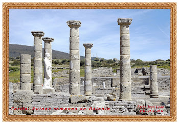 Tarifa. Ruinas romanas de Baelo Claudia