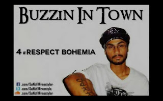 RESPECT BOHEMIA - SUKKH-V FREESTYLER | BUZZIN IN TOWN 2012