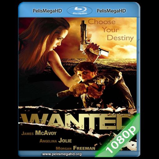 WANTED: SE BUSCA (2008) FULL 1080P HD MKV ESPAÑOL LATINO