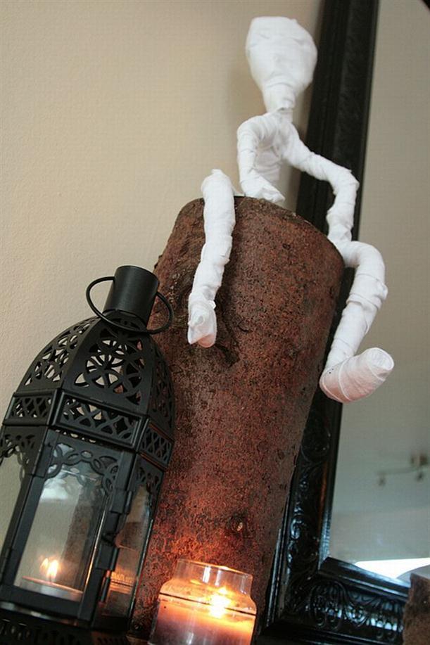 мумии своими руками