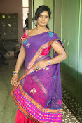Jayavani hot photos in saree-thumbnail-12
