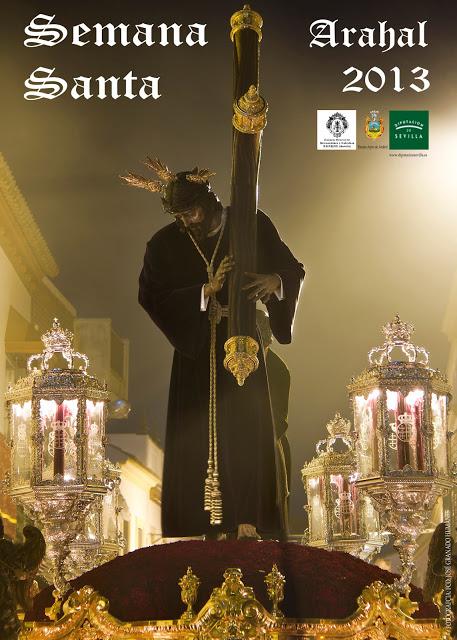 Cartel de la Semana Santa de Arahal 2013