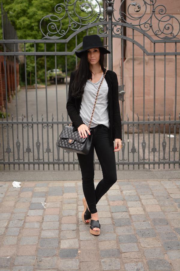 LamourDeJuliette_Fedora_Hat_LaLoir_Plateau_Sandals_Outfit_Inspiration_003