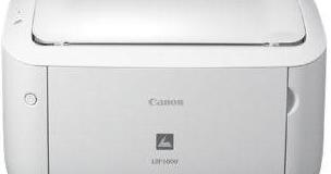 Драйвера на принтер canon lbp 6000 для windows xp