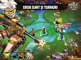 Magic Rush: Heroes 1.1.25 Mod Apk (Unlimited Money)