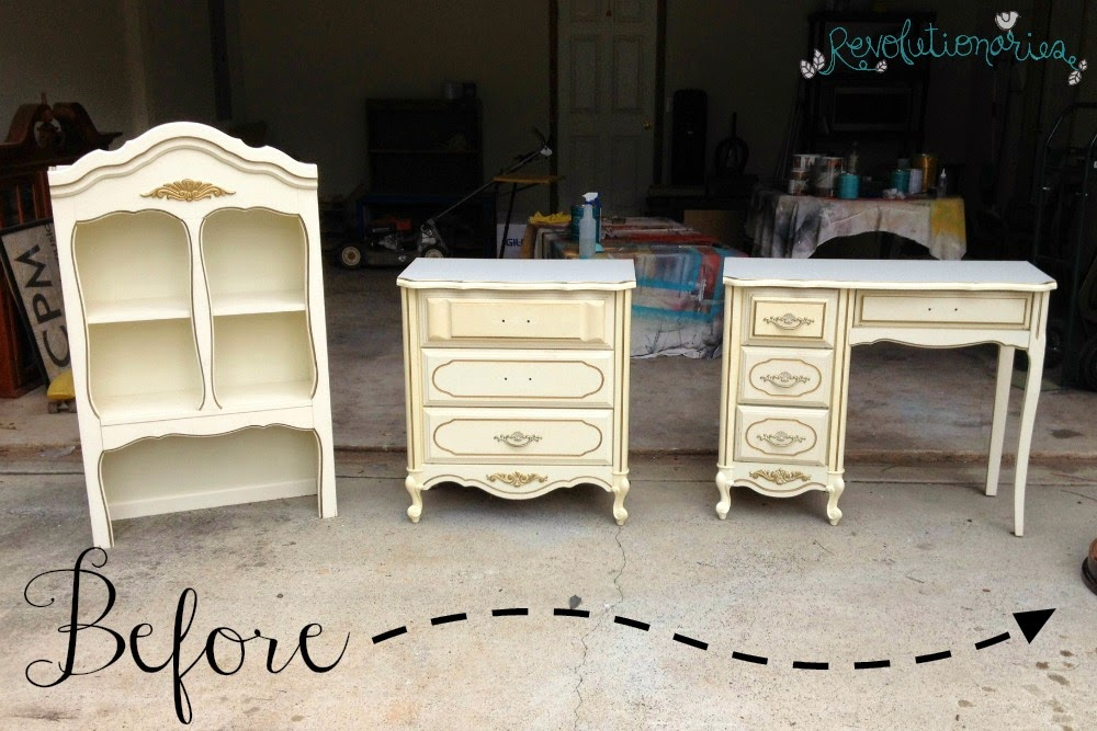 Before and After: The Adorable Bedroom Set