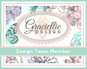 Proud to design for Graciellie Design.
