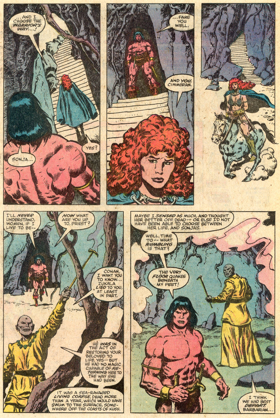 Conan the Barbarian (1970) Issue #115 #127 - English 31