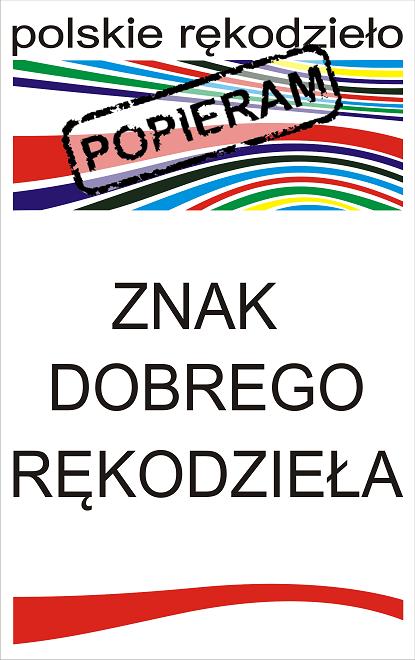 Znak Jakości Poland Handmade.