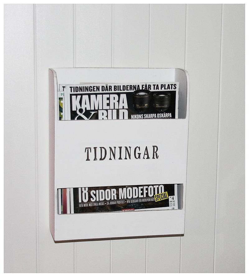 bokhylla vägg mio ~ mitt vita hus och hem tidningsställ för vägg