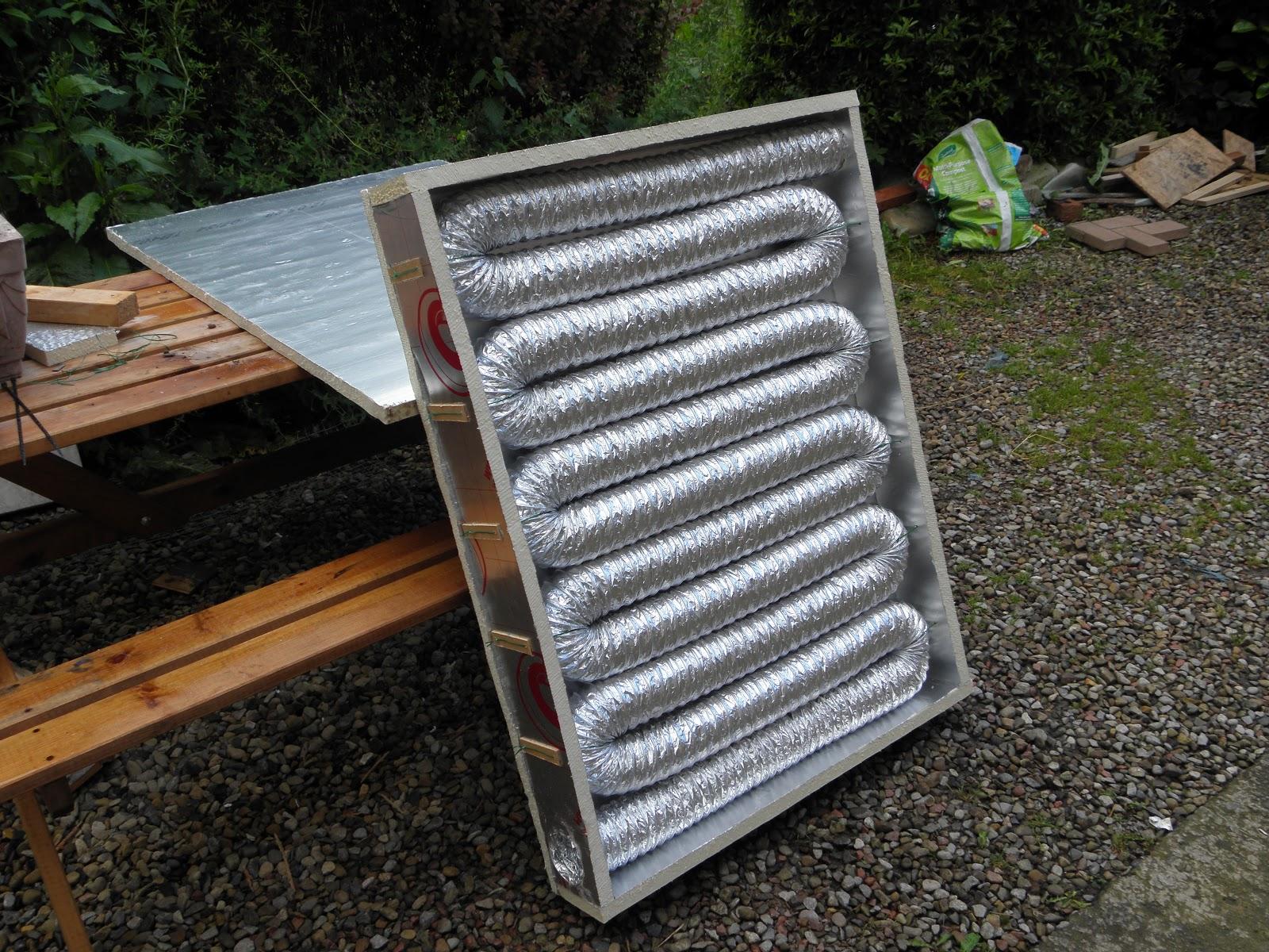 Where Eagles Fear To Perch Thermal Solar Experiment Solar Air