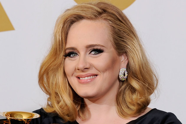 Chatter Busy: Adele Baby Fine