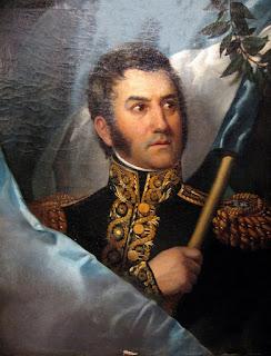Retrato de José Francisco de San Martín y Matorras (1827)