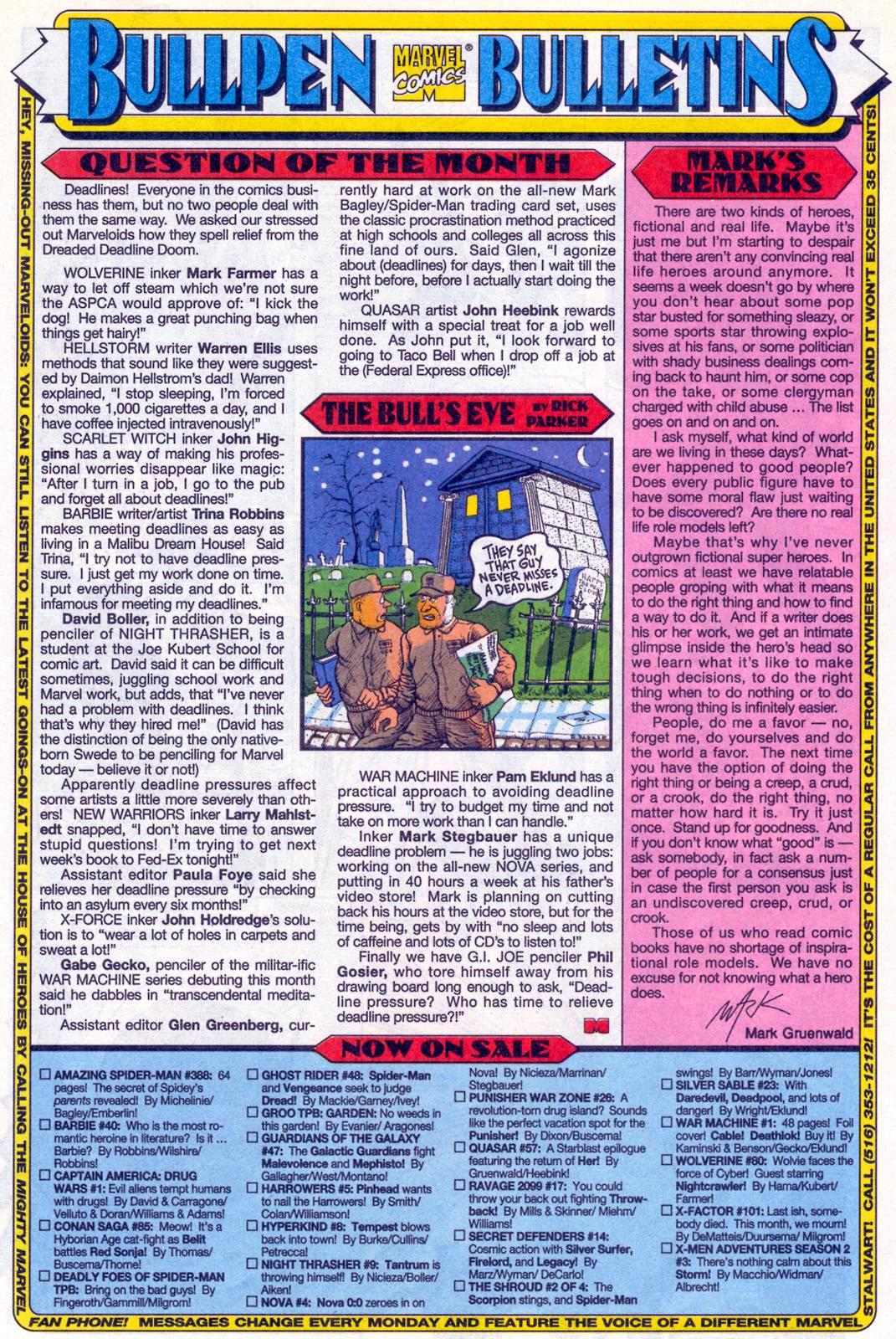 Hawkeye (1994) Issue #4 #4 - English 24