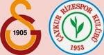 Galatasaray - Rizespor Maç Tahmini