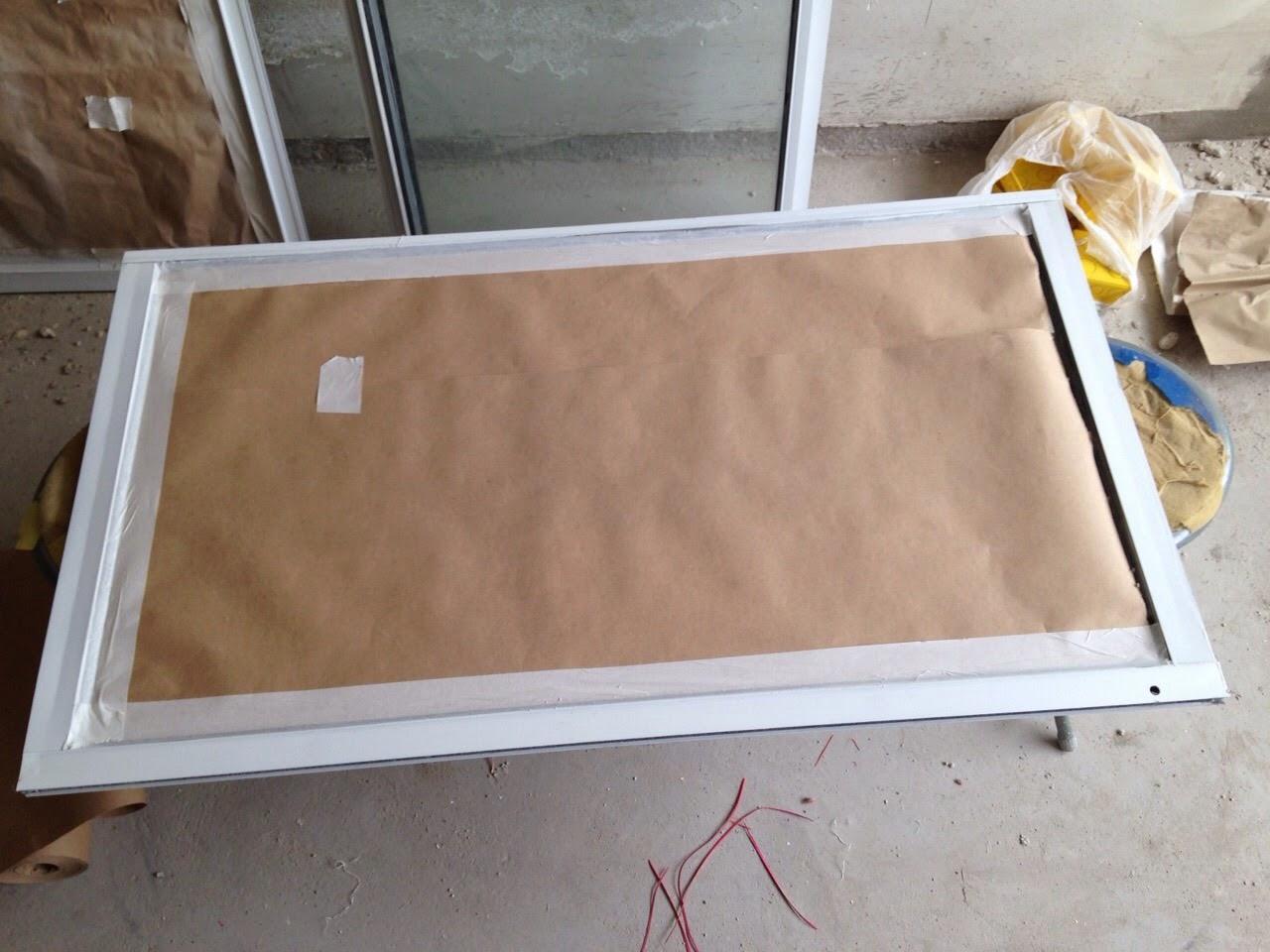 #7E634A de Janelas e Portas de Alumínio: Dica de pintura em portas e janelas  834 Manutenção De Janela De Aluminio