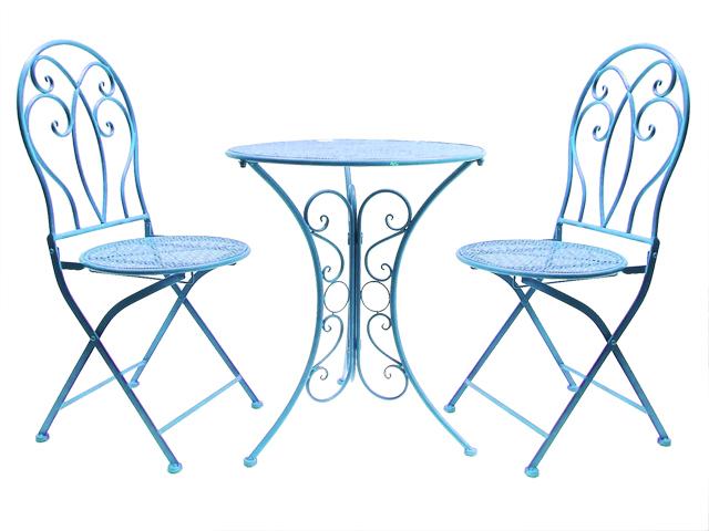 Muideco tu blog de ideas y consejos de decoracion - Sillas y mesas para terraza ...