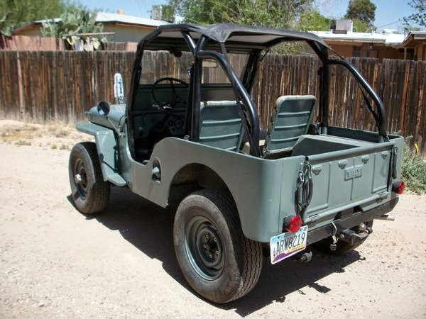1946 Jeep Willys CJ2A | Auto Restorationice