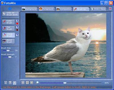 تحميل برنامج فوتو ميكس لدمج الصور 2013 مجانى - Download FotoMix 9.2 Fotomix