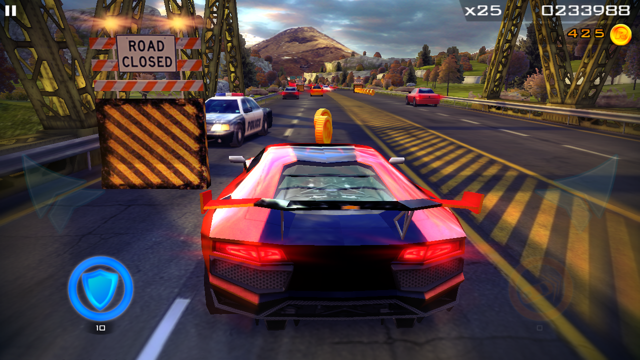 Redline Rush Android Game ,