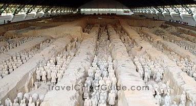 Xian Terra Cotta Warriors and Horses Museum