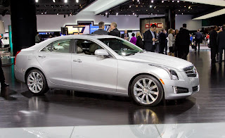 Cadillac on Car Design Trend Cool  Cadillac Ats