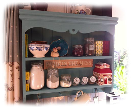 Diy Country Store Kitchen Shelves: Shed Projects: How To Make A Pine Country Kitchen Shelf